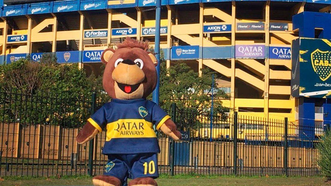 La palabra que faltaba: hablaron los creadores de Jano, el oso de la polémica en Boca