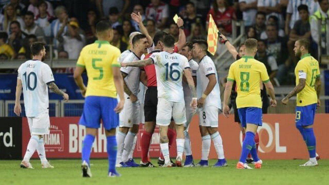 ¿Se viene otro clásico? Argentina podría jugar frente a Brasil en noviembre