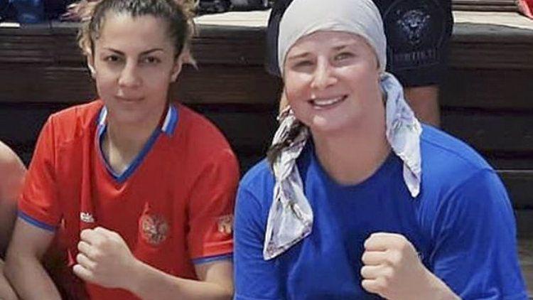 Fatima y Elina murieron el domingo pasado en el mar