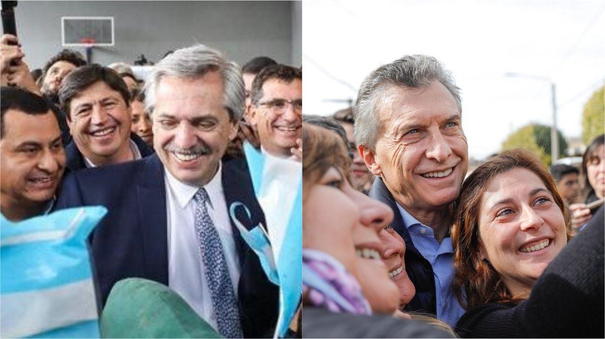 En la recta final por las PASO, Alberto Fernández visita Santa Fe y Macri, Córdoba