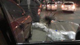 Descartan que el ataque a la camioneta de Espert haya sido con armas de fuego