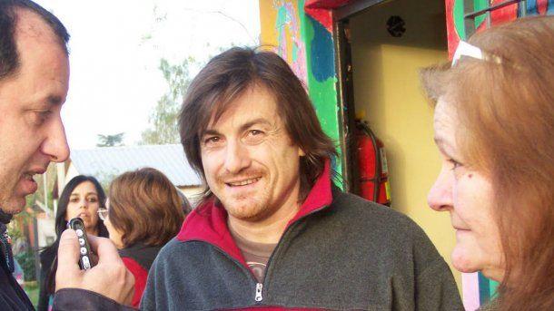 José Antonio Gómez Di Vincenzo, empleado de Sedronar