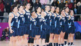 Selección argentina femenina de básquet