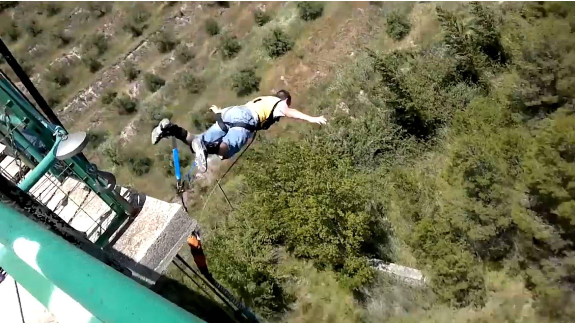 Carbonell tenía un canal de Youtube dedicado a los deportes extremos