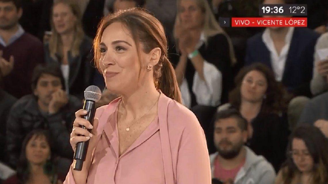 María Eugenia Vidal vaticinó unas PASO históricas