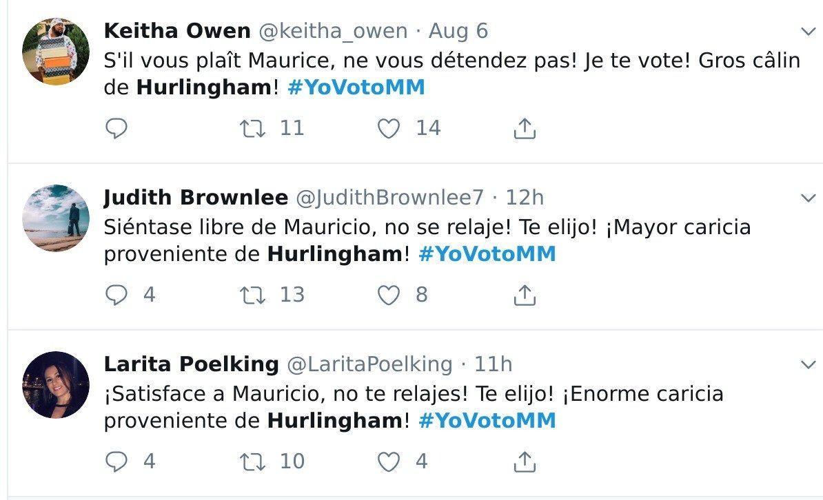 Satisface a Mauricio: la frase de los trolls de Macri que hizo estallar las redes