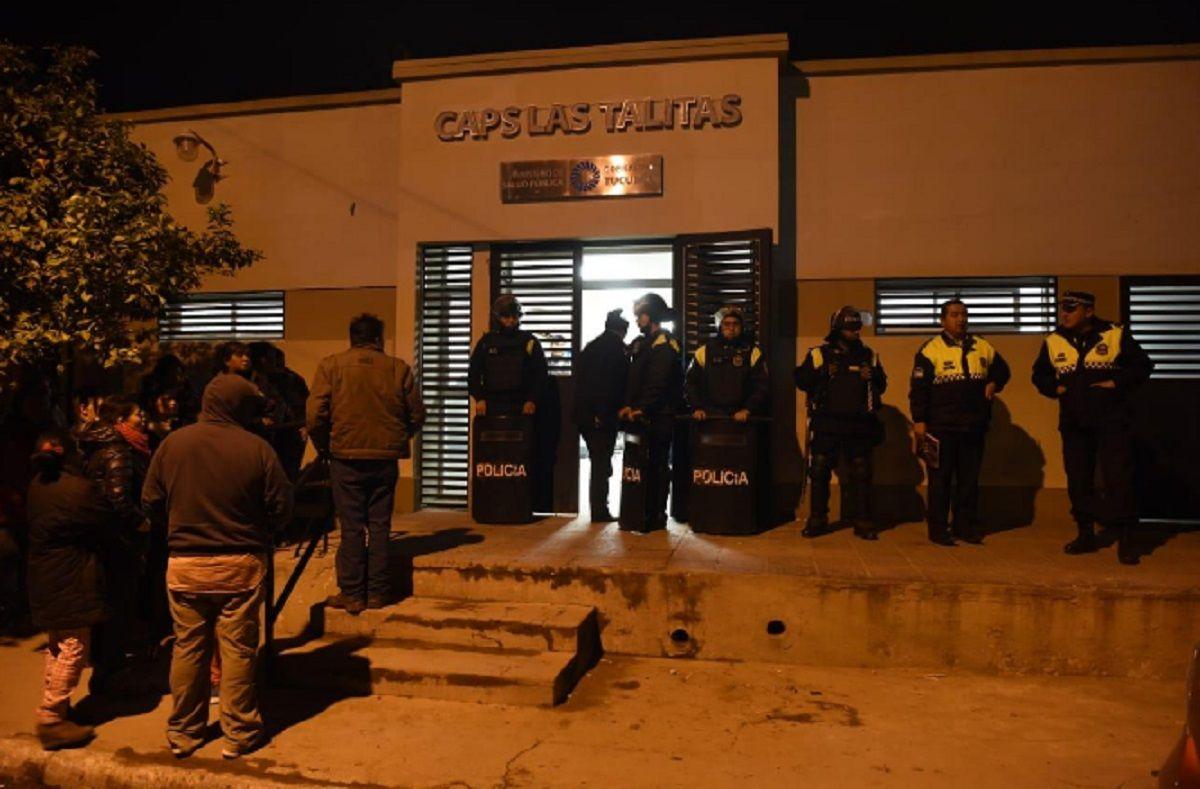 ElCentro de Atención Primaria de Salud (CAPS)Foto: La Gaceta Tucumán