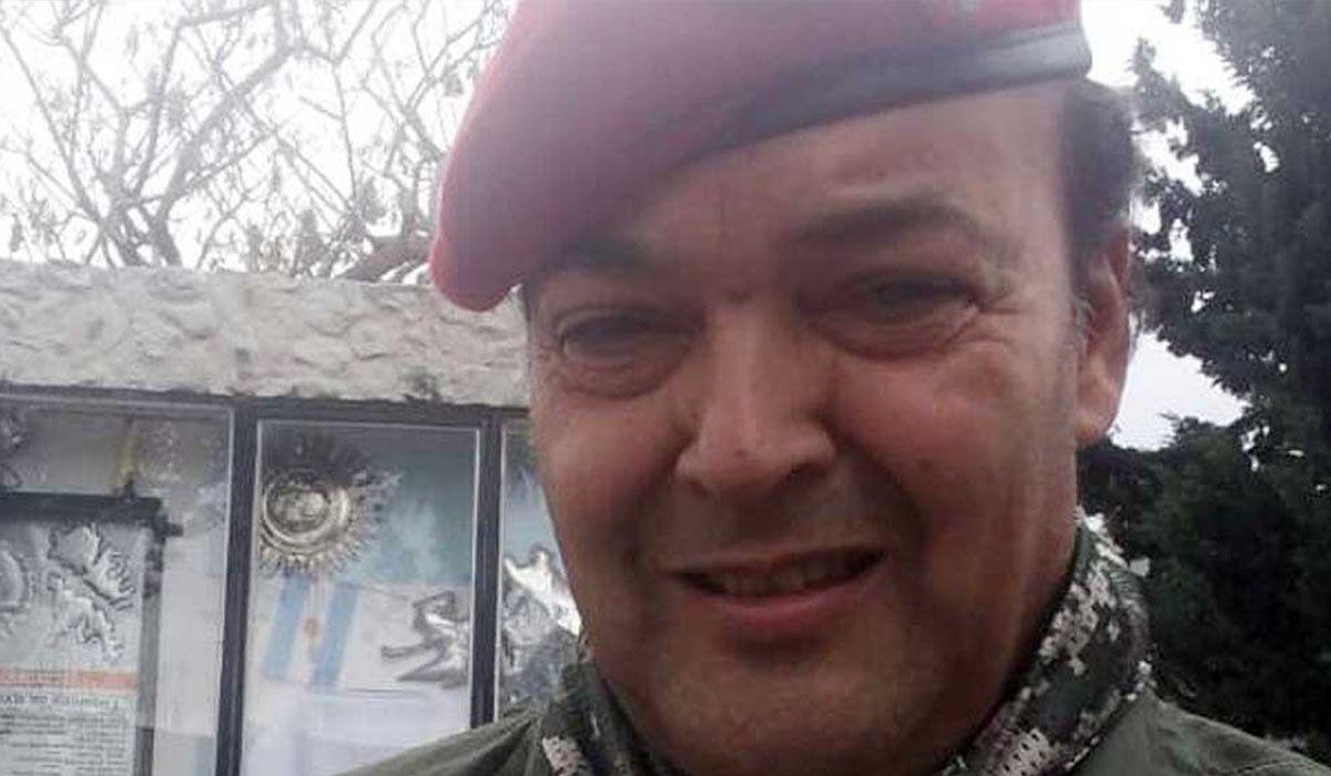 El héroe de Malvinas que tiene domicilio en las Islas y votará el domingo en una mesa especial