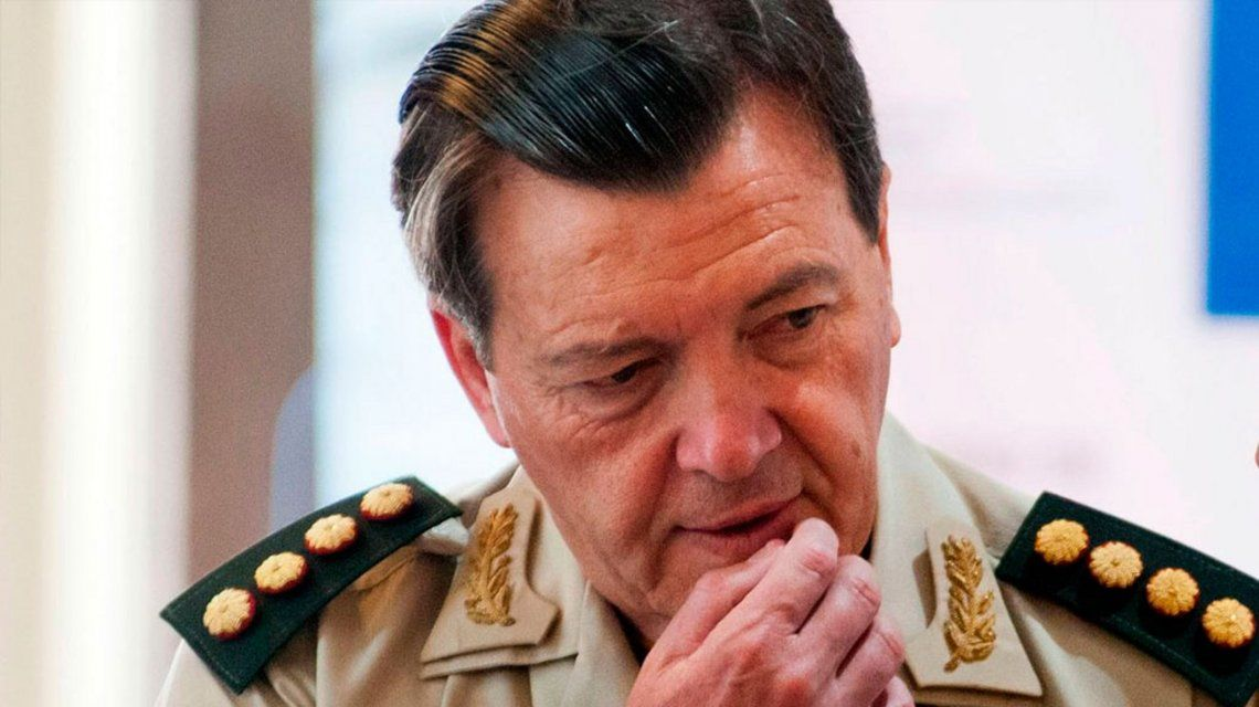 La Justicia absolvió a César Milani y ordenó su inmediata liberación
