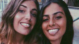 Renata y Leila están desesepradas. Fotos de Instagram