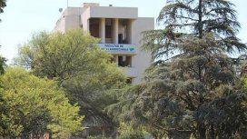 Ocurrió en la zona de la facultad de Ciencias Agropecuarias.