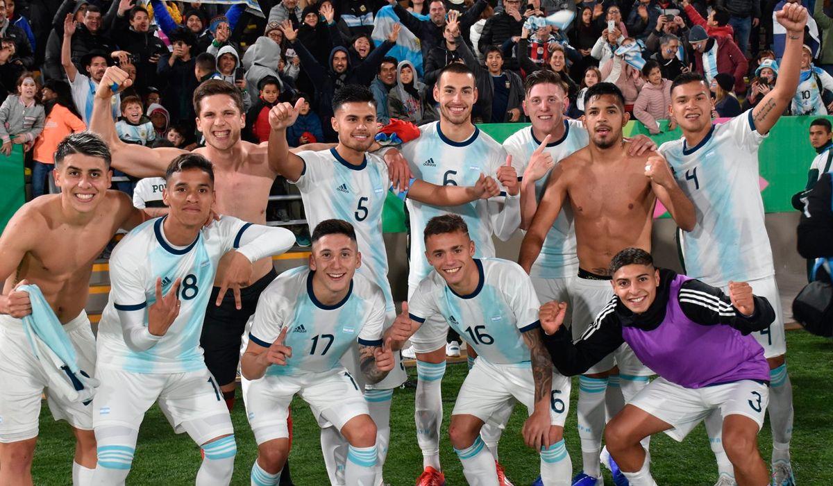 Juegos Panamericanos: Argentina goleó a Honduras y se alzó con la medalla de oro