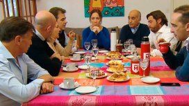 ¿Quiénes desayunaron con Vidal antes de votar?