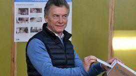 Votó Macri: Esta elección define los próximos 30 años del país