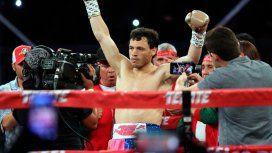 VIDEO: el gancho al hígado de Chávez Jr. en su vuelta al boxeo