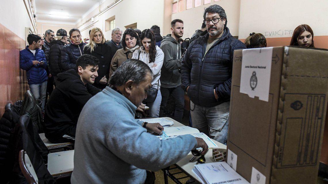 Los resultados de las PASO, en detalle: ¿cómo votaron en tu mesa?