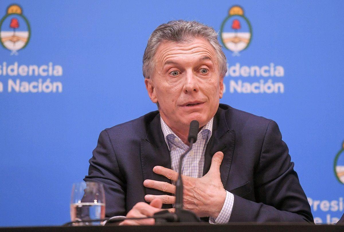 Campaña de Macri con fondos públicos: los intereses del prorrateo de las facturas de gas serán pagados por el Estado