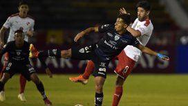 Independiente cayó en la altura de Ecuador ante Independiente del Valle y quedó afuera