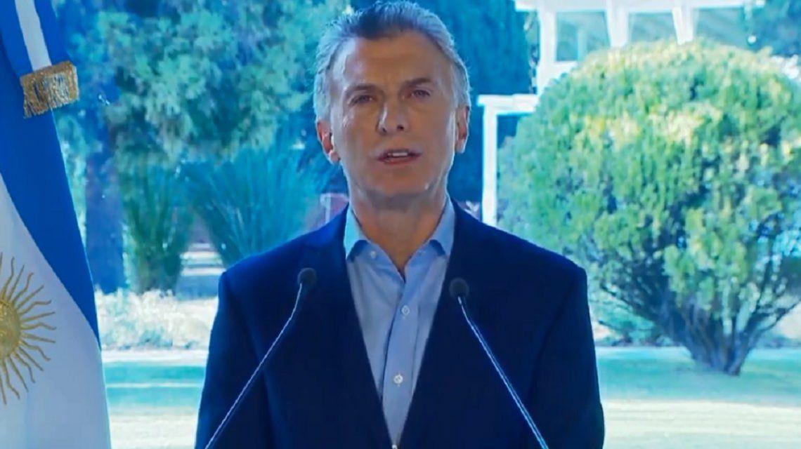 Bonos, Ganancias y aumento de salario: las medidas económicas de Macri tras la derrota de las PASO