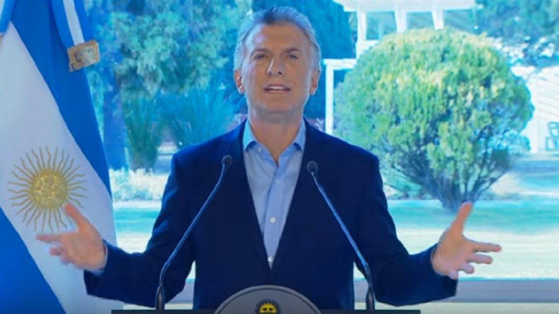 Autocrítica y pedido de disculpas: 13 frases de Macri durante el anuncio de nuevas medidas económicas