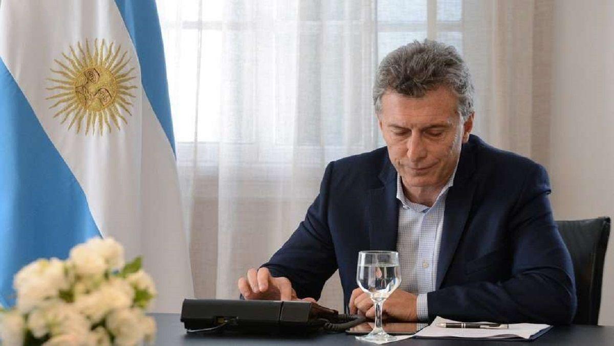 Macri llamó a Alberto Fernández y reconoció que puede haber una alternancia en el poder