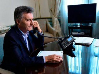 macri convoco a gobernadores de las provincias petroleras, pero margino a la pampa