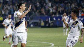 El elogio menos pensado: Ibrahimovic dijo que Pavón es demasiado bueno para la MLS