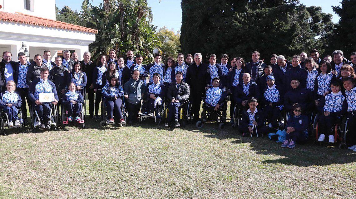 Argentina tendrá la delegación más grande de la historia en los Juegos Parapanamericanos de Lima