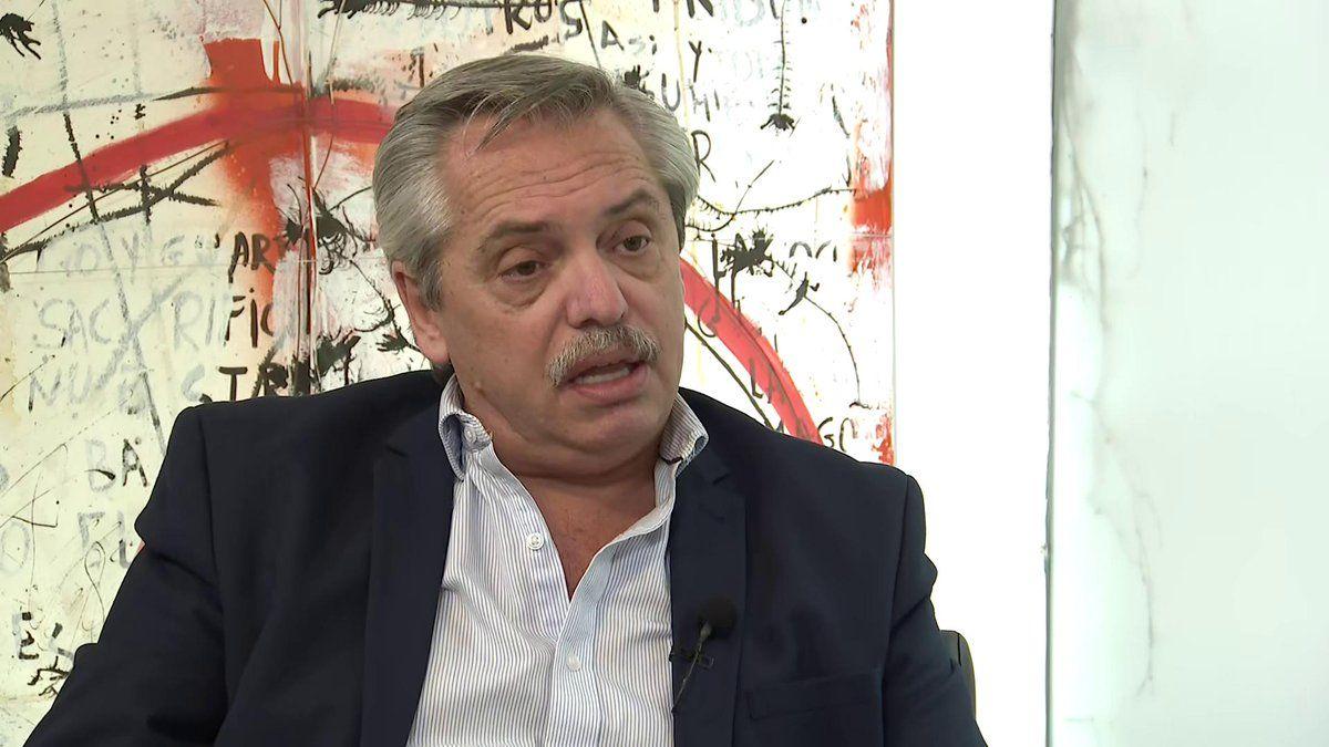 Alberto Fernández: Macri debe renegociar el acuerdo incumplido con el FMI