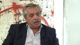 Alberto Fernández: Macri debe renegociar el acuerdo con el FMI