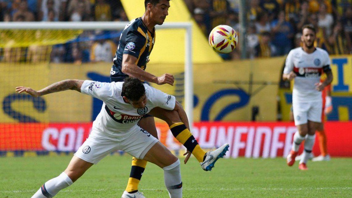 San Lorenzo vs Rosario Central por la fecha 3 de la Superliga: horario, formaciones y TV