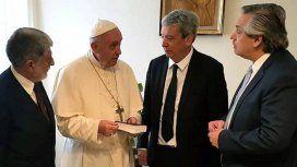El Financial Times dice que el papa Francisco alentó la reconciliación de Alberto Fernández y Cristina Kirchner