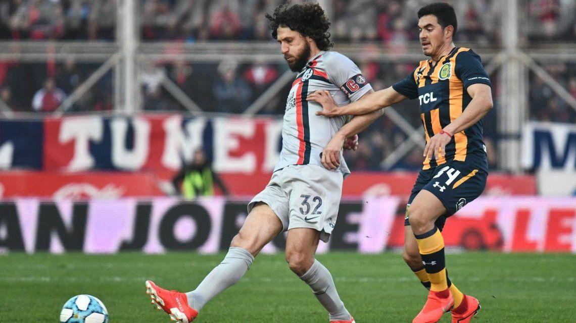 San Lorenzo y Rosario Central empataron por la tercera fecha de la Superliga