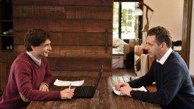 Lacunza y Sandleris se reunieron para repasar los números de Dujovne y el FMI