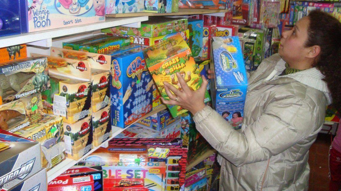La recesión y la última corrida del dólar golpearon con fuerza las ventas del Día del Niño