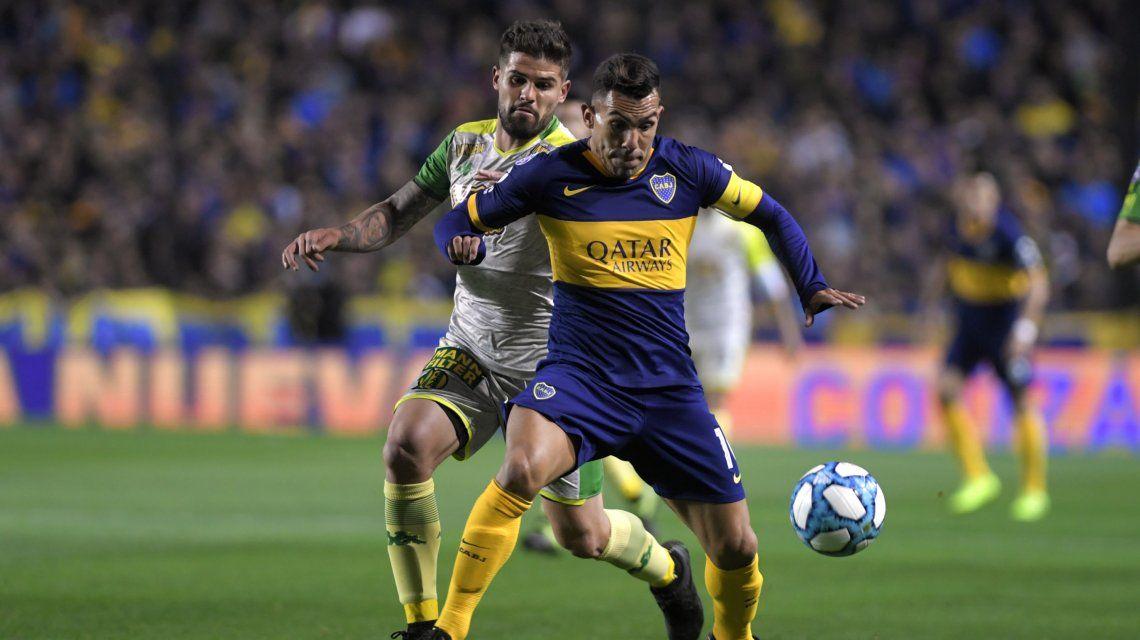 Boca derrotó a Aldosivi en la Bombonera