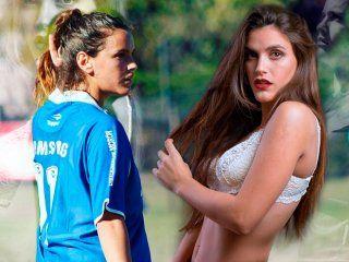 sasha gigliani, la futbolista que compite para ser miss mundo argentina