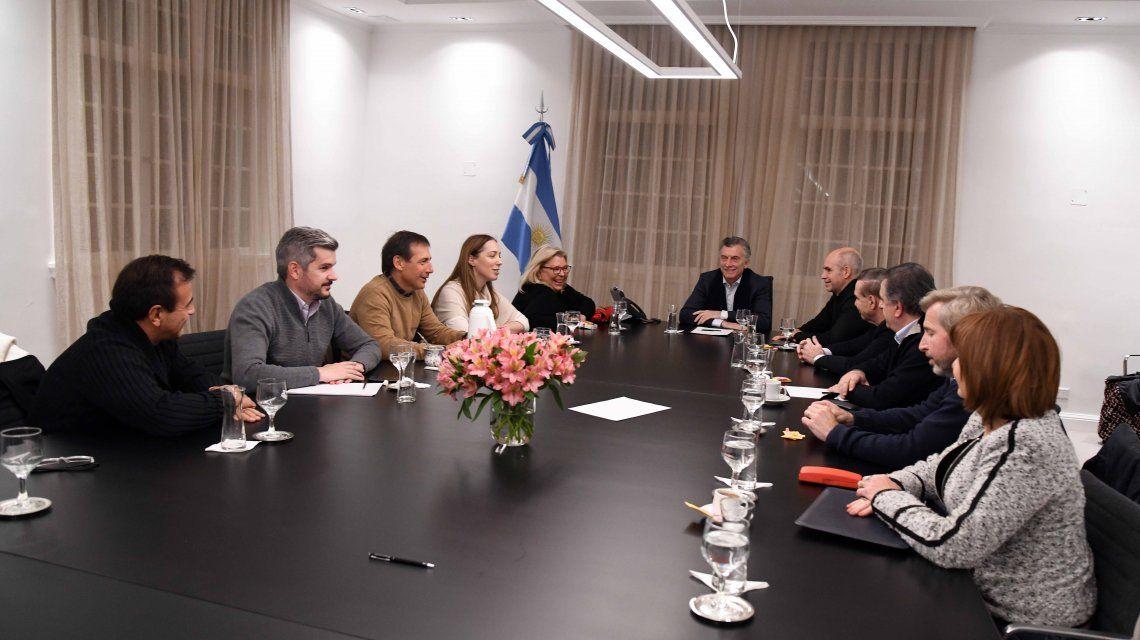 Cumbre en Olivos de Macri con funcionarios: se descartaron nuevos cambios de Gabinete