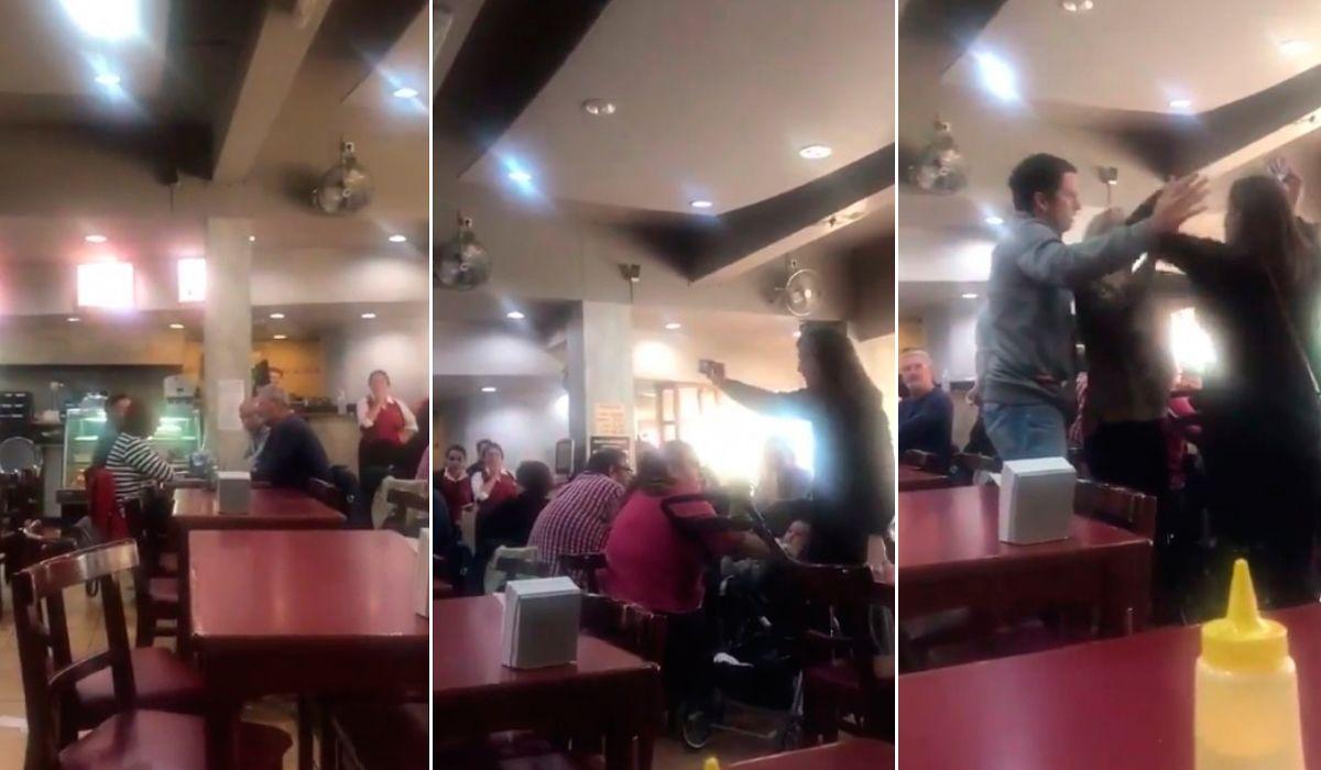 VIDEO: Patricia Bullrich insultó a una mujer que le preguntó por Santiago Maldonado
