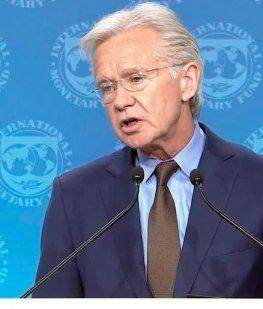 Guiño del FMI al Gabinete de Alberto: felicitaron a Martín Guzmán, Kulfas y Pesce