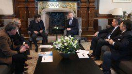 Macri le prometió a la Mesa de Enlace que no aumentará las retenciones