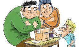 El macrismo busca reclutar un ejército de rugbiers para fiscalizar las elecciones en octubre