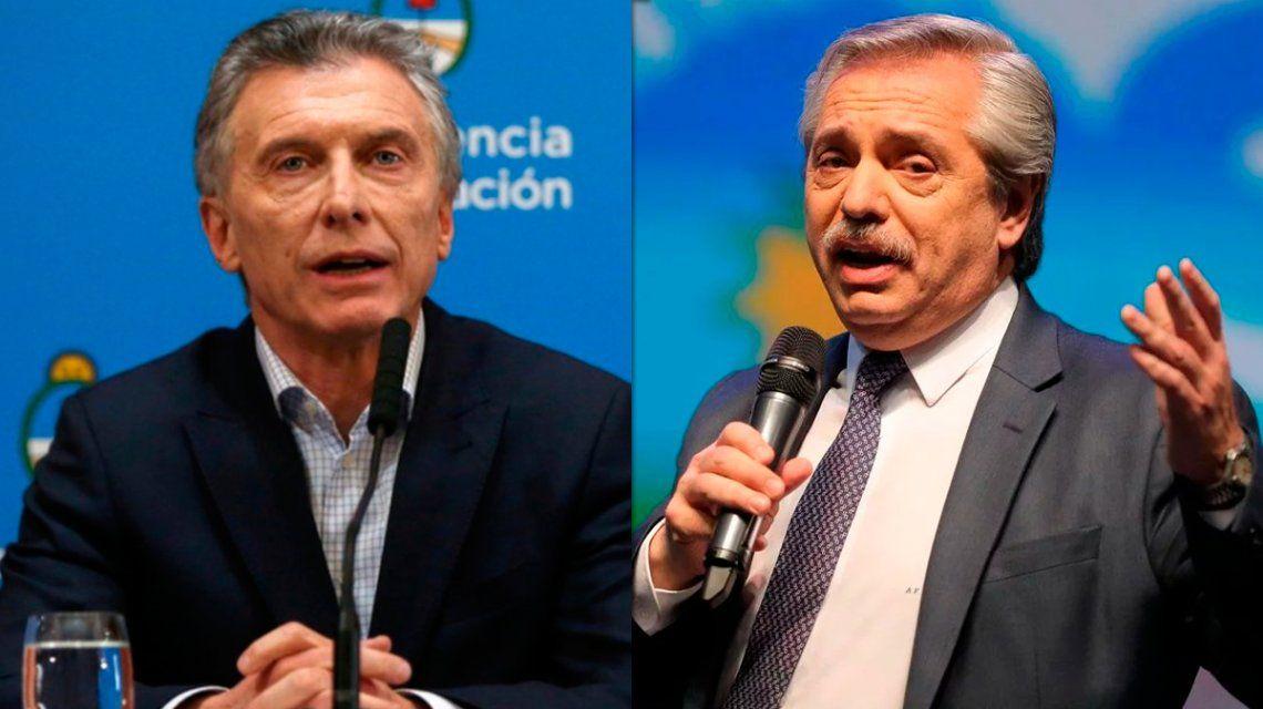 Mauricio Macri y Alberto Fernández volvieron a hablar por teléfono