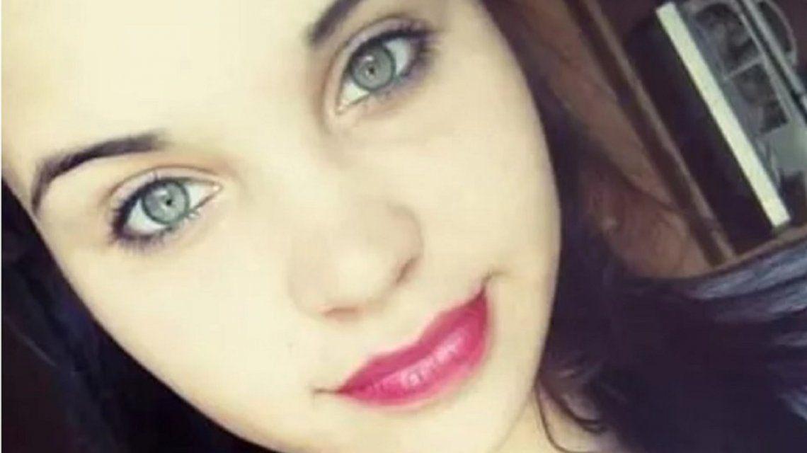 Micaela Cancelo tiene 22 años y se encuentra internada en muy grave estado
