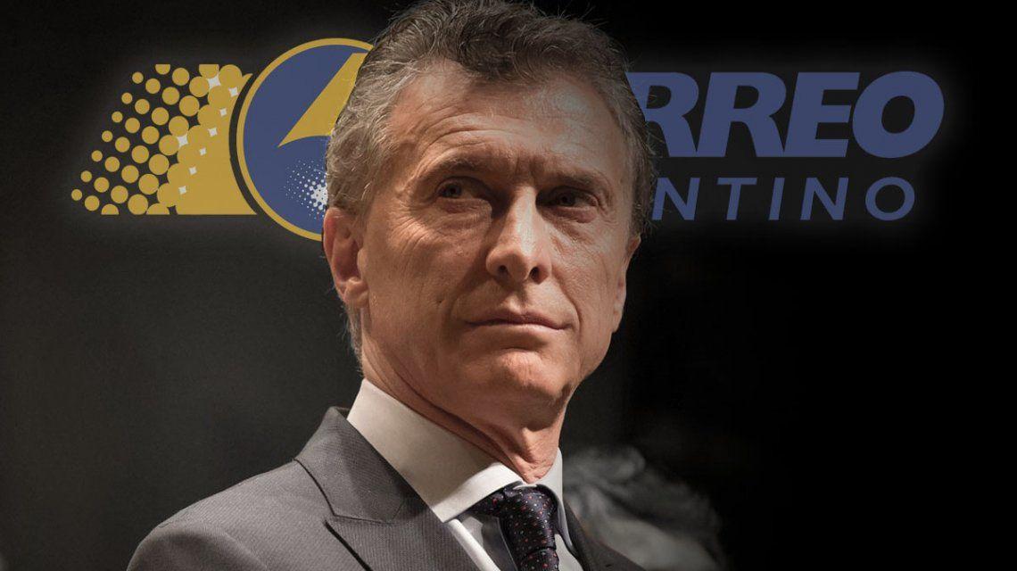 Revés para Macri en la causa penal del Correo Argentino