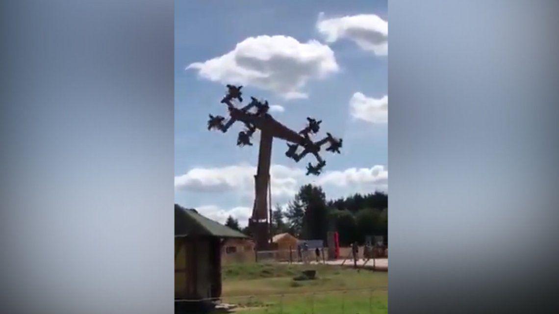 Clausuran en Alemania un parque de diversiones que tenía un juego nazi