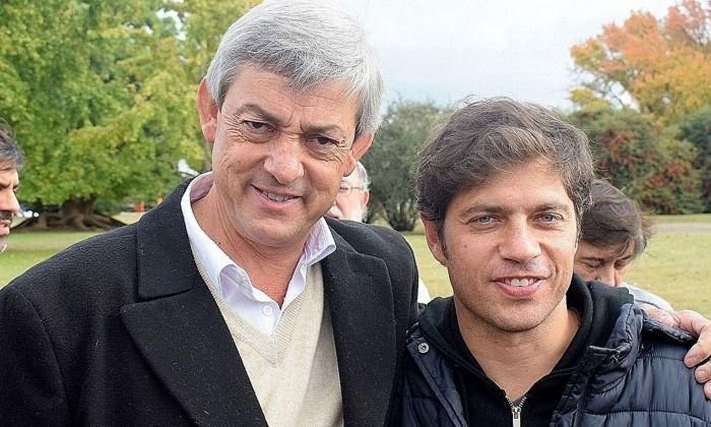 Jorge Cortés yAxel Kicillof