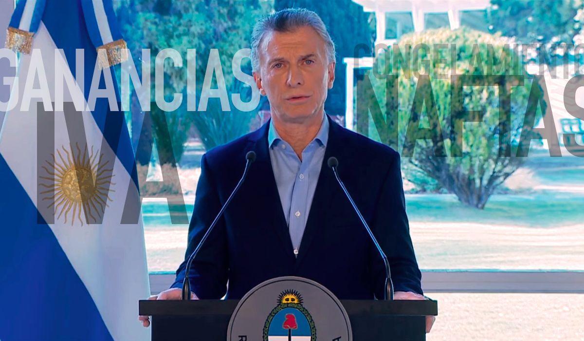 ¿Qué provincias están en conflicto con Macri por sus medidas post PASO?