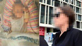 Condenaron a prisión a una pareja vegana por desnutrir a su hija