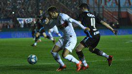 San Lorenzo, uno de los punteros, recibe a Unión